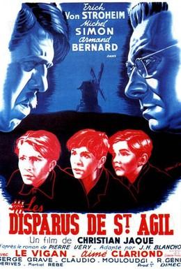 Постер фильма Беглецы из Сент-Ажиля (1938)