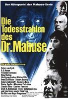 Лучи смерти доктора Мабузе (1964)