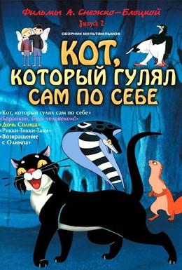 Постер фильма Кот, который гулял сам по себе (1968)