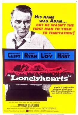 Постер фильма Одинокие сердца (1958)
