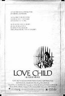 Постер фильма Дитя любви (1982)
