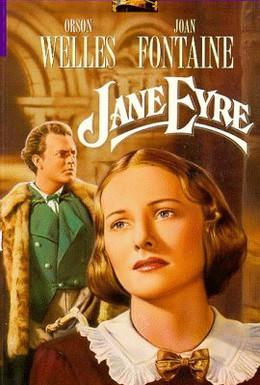 Постер фильма Джейн Эйр (1943)