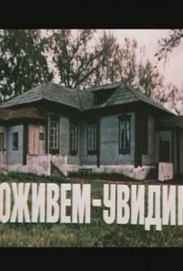 Постер фильма Поживем – увидим (1985)