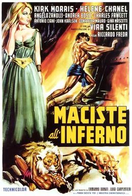 Постер фильма Подвиги Геракла: Битва в аду (1962)