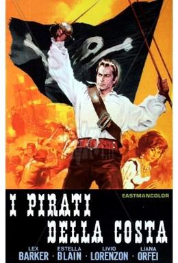 Постер фильма Пираты побережья (1960)
