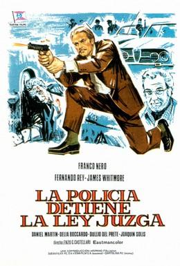 Постер фильма Полиция закон исполняет (1973)