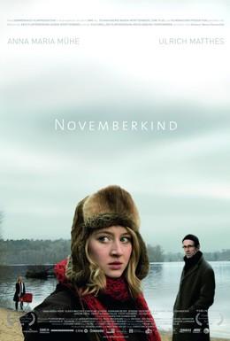 Постер фильма Дитя ноября (2008)