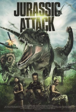 Постер фильма Атака Юрского периода (2013)