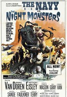 Флот против ночных чудовищ (1966)