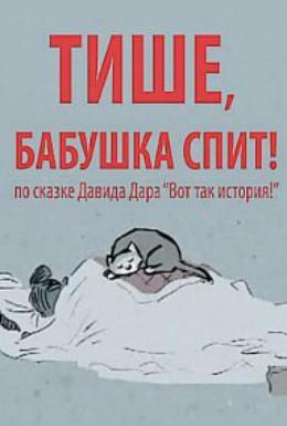 Постер фильма Тише, бабушка спит (2012)