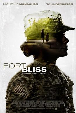 Постер фильма Форт Блисс (2014)