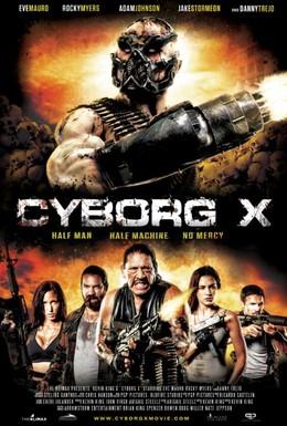Постер фильма Киборг X (2016)