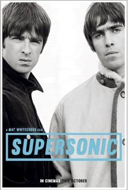 Постер фильма Supersonic (2016)