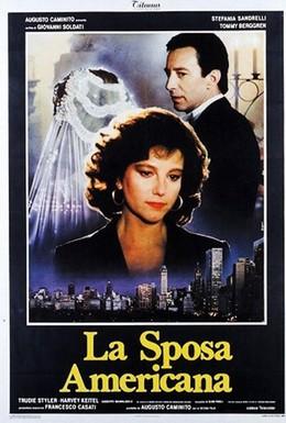 Постер фильма Американская жена (1986)