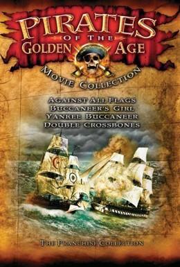 Постер фильма Дочь пирата (1950)