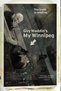 Постер фильма Мой Виннипег (2007)