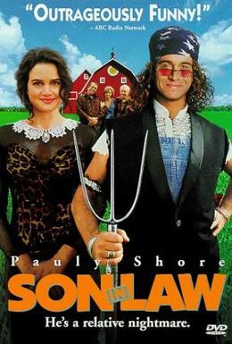 Постер фильма Зятек (1993)