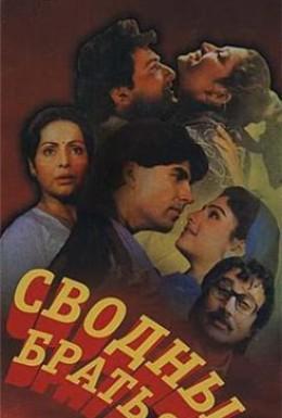Постер фильма Сводные братья (1993)