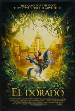 Постер фильма Дорога на Эльдорадо (2000)