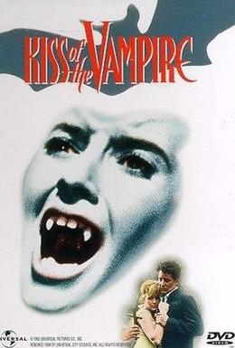 Постер фильма Поцелуй вампира (1963)