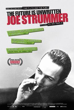Постер фильма Джо Страммер: Будущее неизвестно (2007)