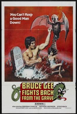 Постер фильма Брюс Ли возвращается (1976)