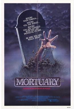 Постер фильма Морг (1983)