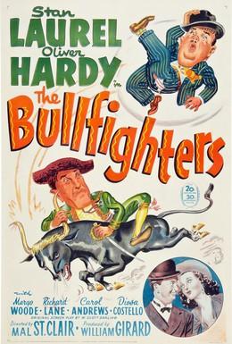 Постер фильма Тореадоры (1945)