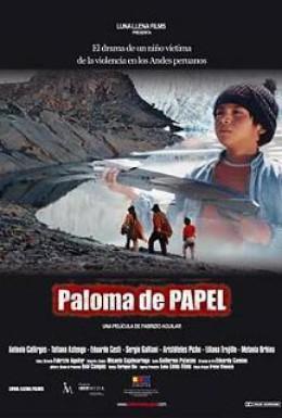 Постер фильма Бумажный голубь (2003)