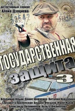 Постер фильма Государственная защита 3 (2013)
