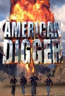 Постер фильма Кладоискатели Америки (2012)