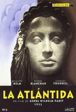 Постер фильма Атлантида (1932)