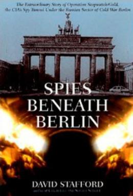 Постер фильма Шпионы в берлинском туннеле (2011)