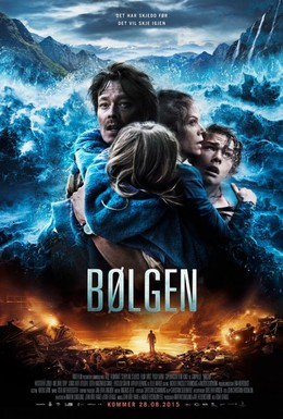 Постер фильма Волна (2015)