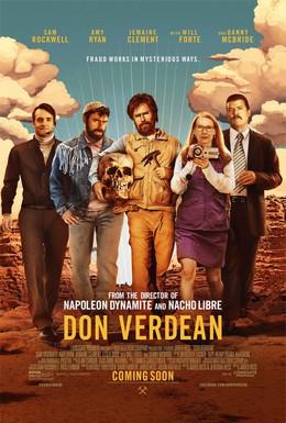 Постер фильма Дон Верден (2015)