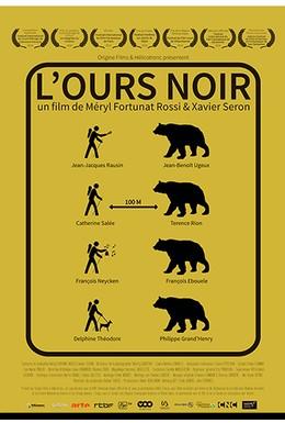 Постер фильма Чёрный медведь (2015)