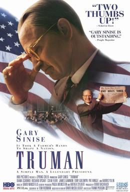 Постер фильма Трумэн (1995)