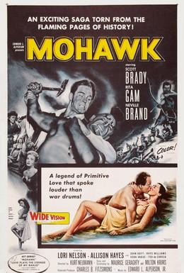 Постер фильма Могавк (1956)