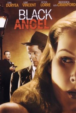 Постер фильма Чёрный ангел (1946)