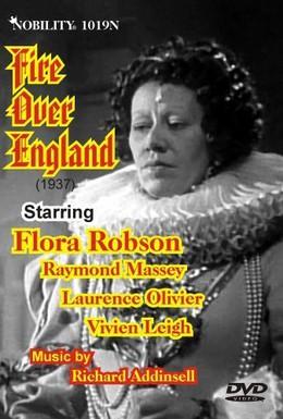 Постер фильма Пламя над островом (1937)