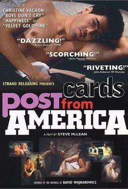 Постер фильма Открытки из Америки (1994)