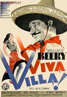Да здравствует Вилья! (1934)