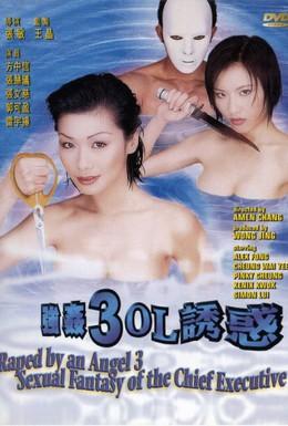 Постер фильма Изнасилованная ангелом 3: Сексуальная фантазия мастера пыток (1998)
