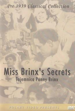 Постер фильма Тайна мисс Бринкс (1936)