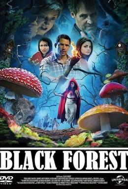 Постер фильма Черный лес (2012)