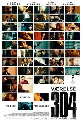 Постер фильма Комната 304 (2011)