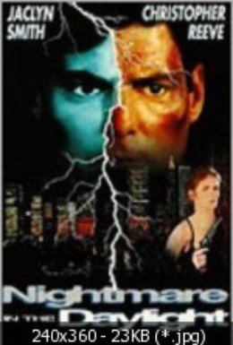 Постер фильма Кошмар средь бела дня (1992)