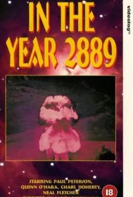 Постер фильма В 2889 году (1967)