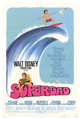 Постер фильма Суперпапа (1973)