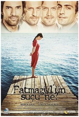 Постер фильма Без вины виноватая (2010)